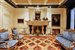 Grand Hall Fire Place.