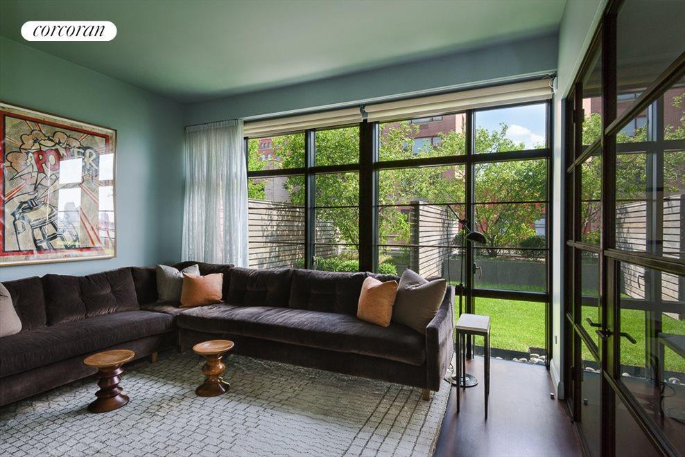 Library/Media/Den or 4th Bedroom