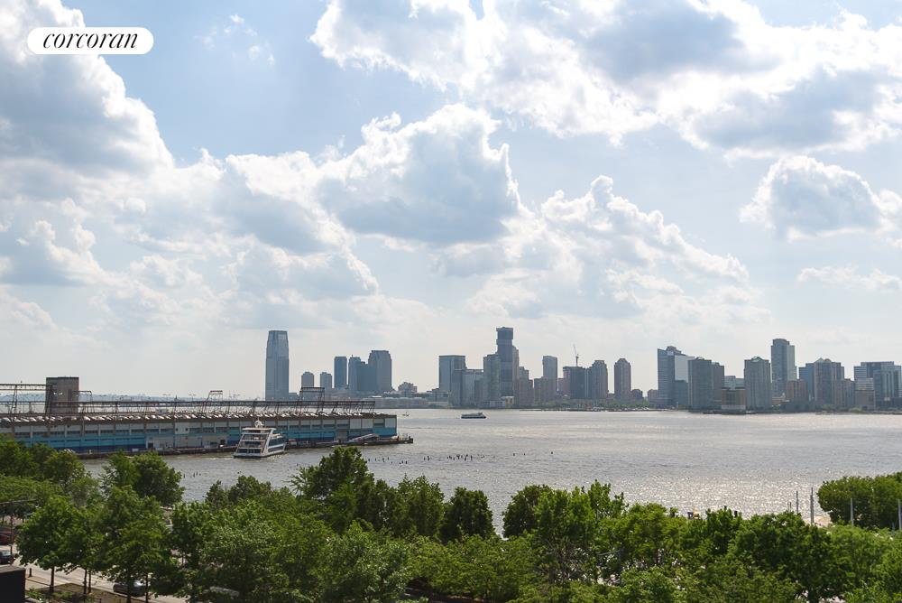 150 Charles Street, 4BS, Private Terrace with Hudson River Views