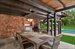 30 East Hollow Road, Outdoor Dining and Kitchen