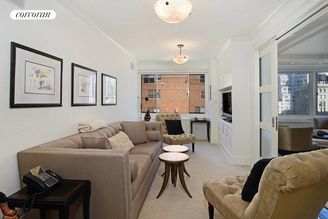30 East 65th Street, 15B, Living Room