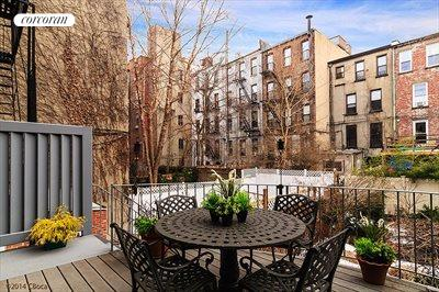 New York City Real Estate | View 758 Union Street | Half moon deck!
