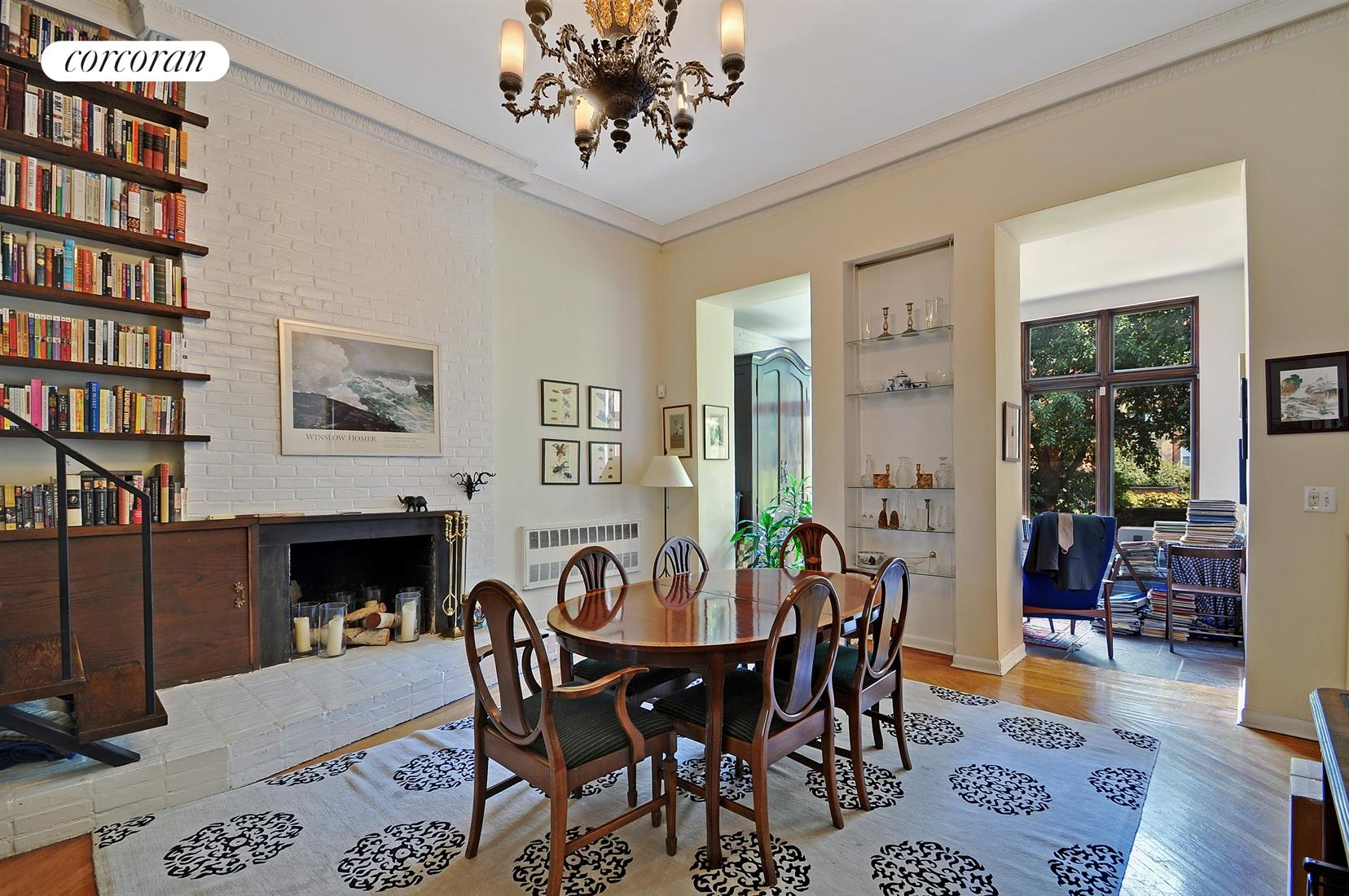 67 Willow Street, 2, Living Room / Dining Room