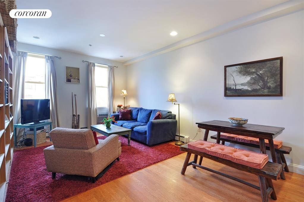 13 Irving Place, 3B, Living Room