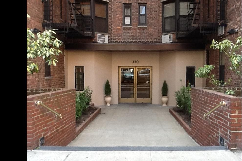 New York City Real Estate | View 330 East 70th Street, #3M | LOVELY BRICK FACADE