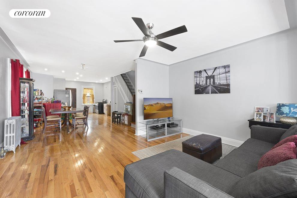 New York City Real Estate | View 541 East 38th Street | 4 Beds, 1 Bath