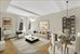 502 Park Avenue, 12F, Spacious, Sunny Living Room / Dining Room