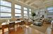 55 Berry Street, 6F, Living Room / Dining Room