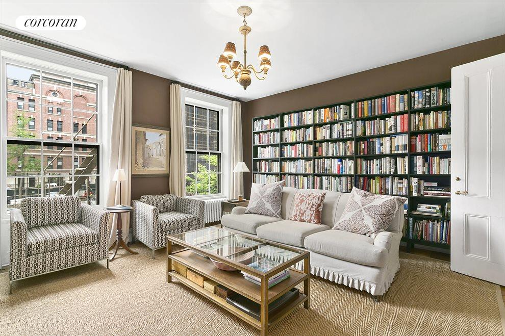 Library off Master or Bedroom