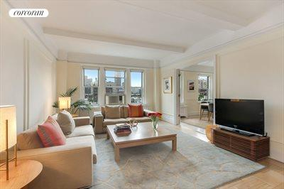 New York City Real Estate | View 123 West 74th Street, #8D | 2 Beds, 1 Bath