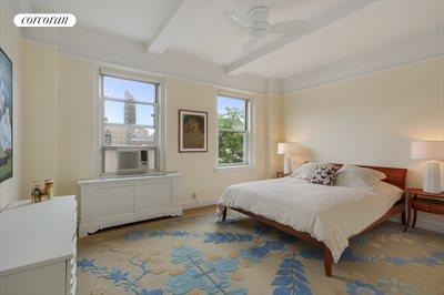 New York City Real Estate | View 123 West 74th Street, #8D | Spacious Master Bedroom