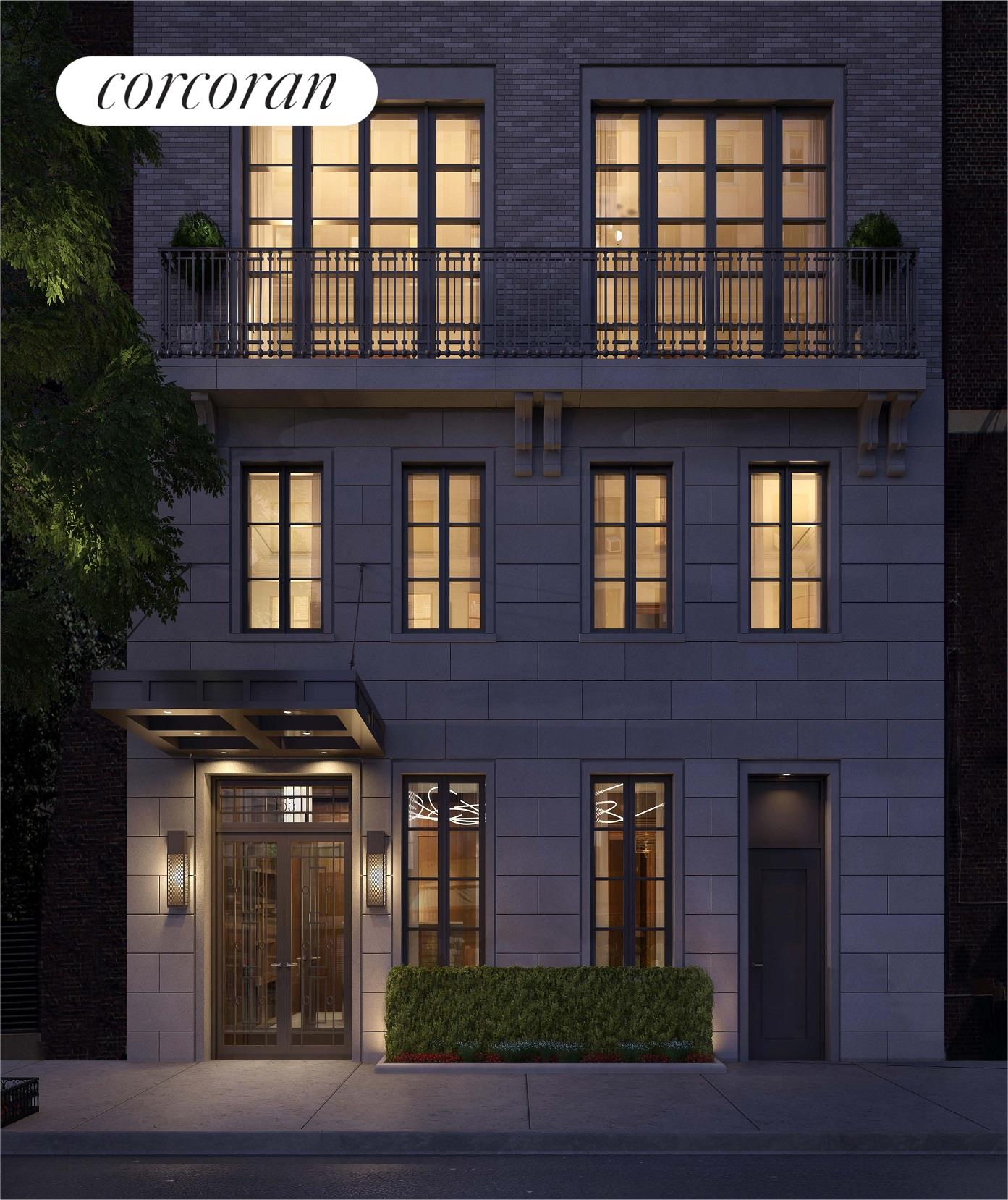 155 East 79th Street, DUPLEX 7, Outdoor Space