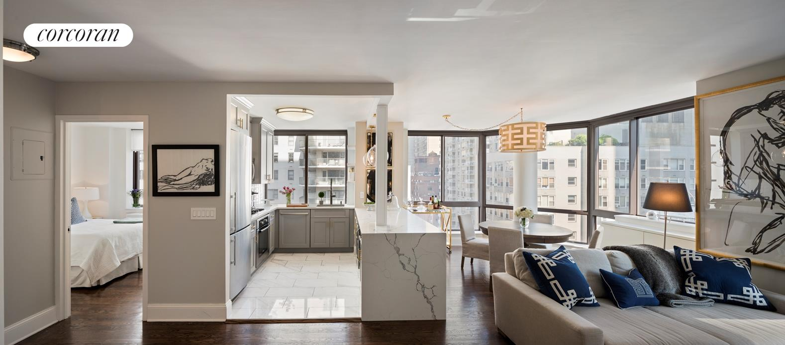 Corcoran 300 east 64th street apt 15 a upper east side for Wheelchair accessible homes for sale near me