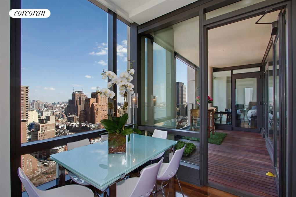 Corcoran 101 warren st apt 2820 tribeca real estate for Tribeca homes for sale