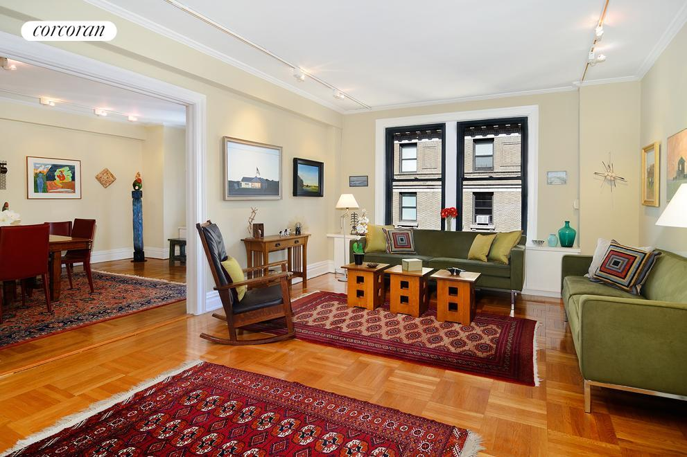 755 West End Avenue, 11A, Living Room