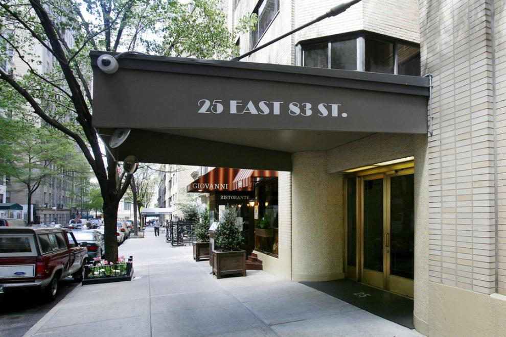Photo of 25 East 83rd Street