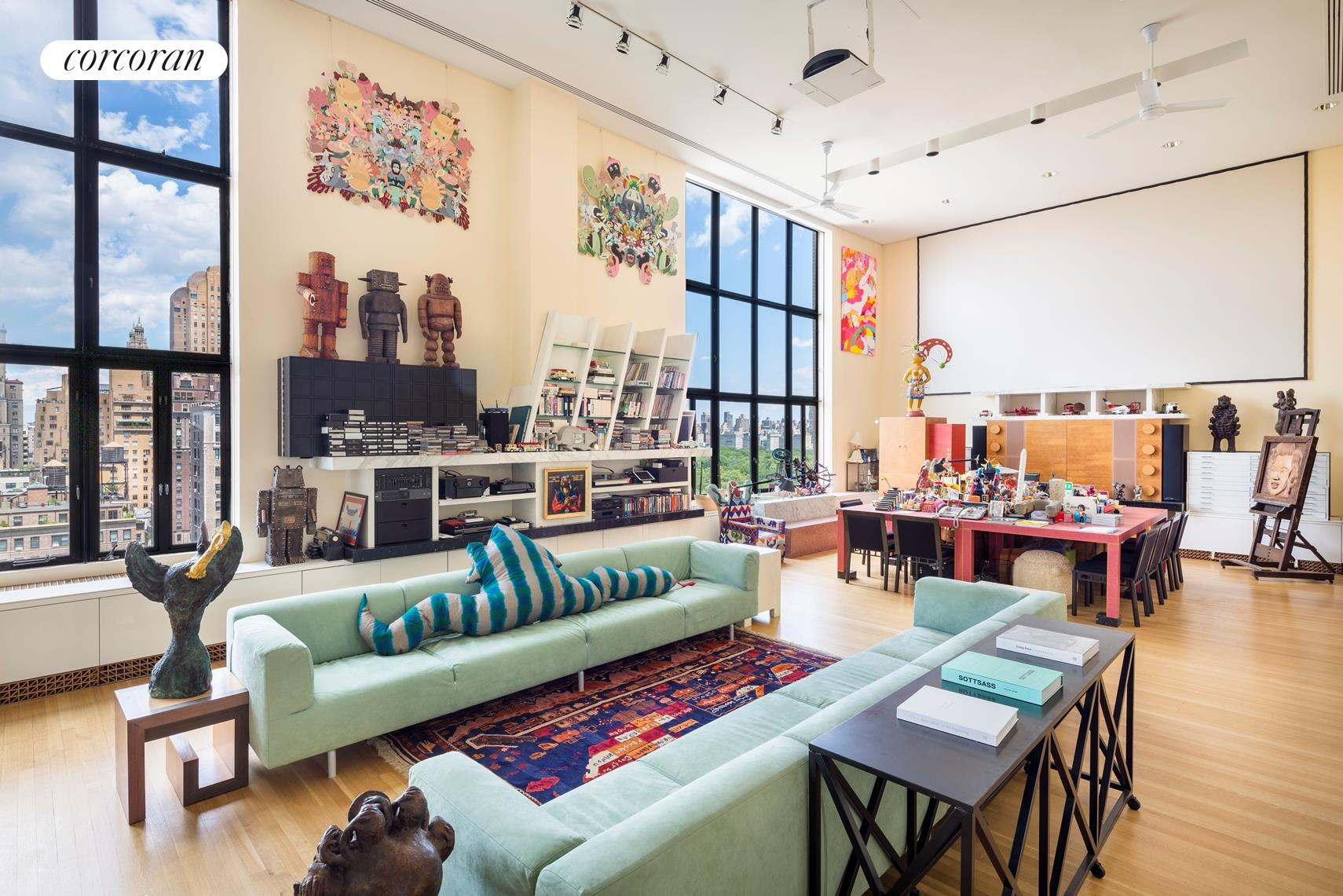 Co-op for Sale at Hotel des Artistes, 1 West 67th Street Ph905 1 West 67th Street New York, New York 10023 United States