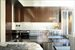 20 West 53rd Street, 40B, Open kitchen with Miele/Sub-Zero