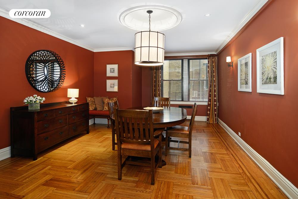 50 West 96th Street, 4A, Living Room