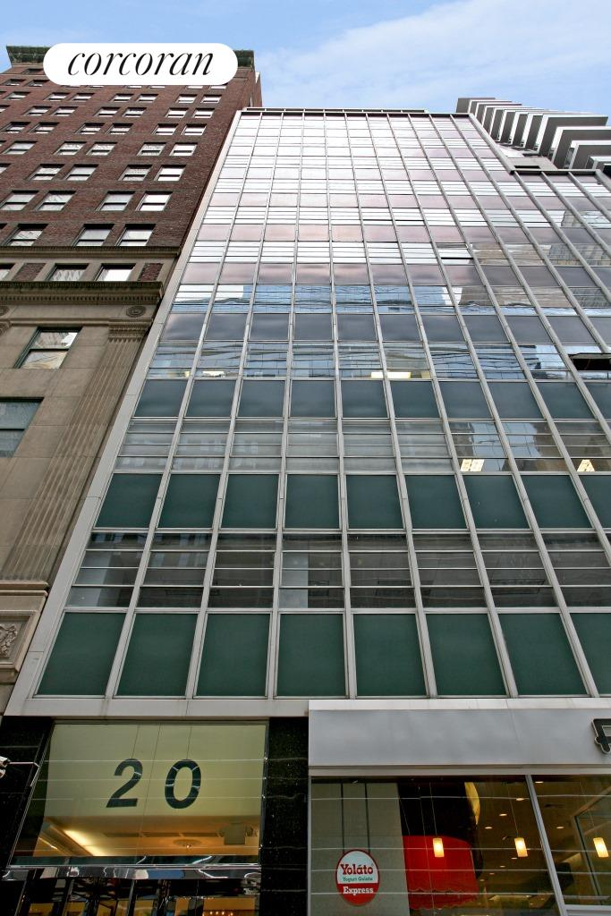 20 East 46th Street, 401, Building Exterior
