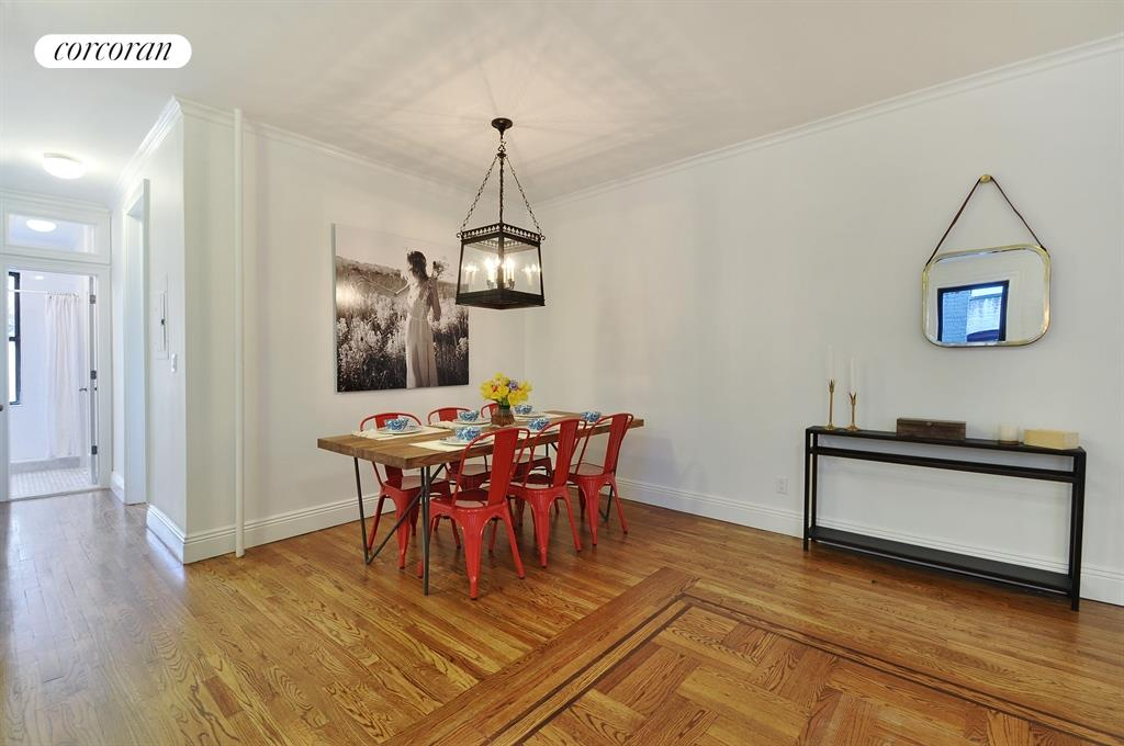 24-51 38th Street, A1, Living Room
