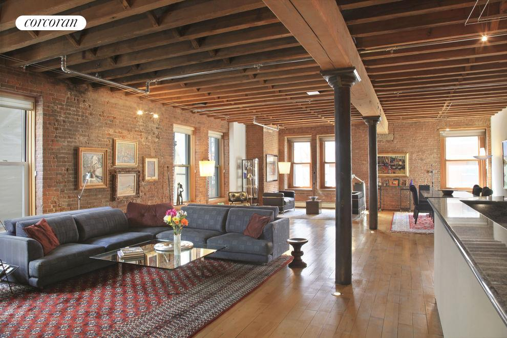 Corcoran 155 franklin street apt 4s tribeca real for Tribeca property for sale