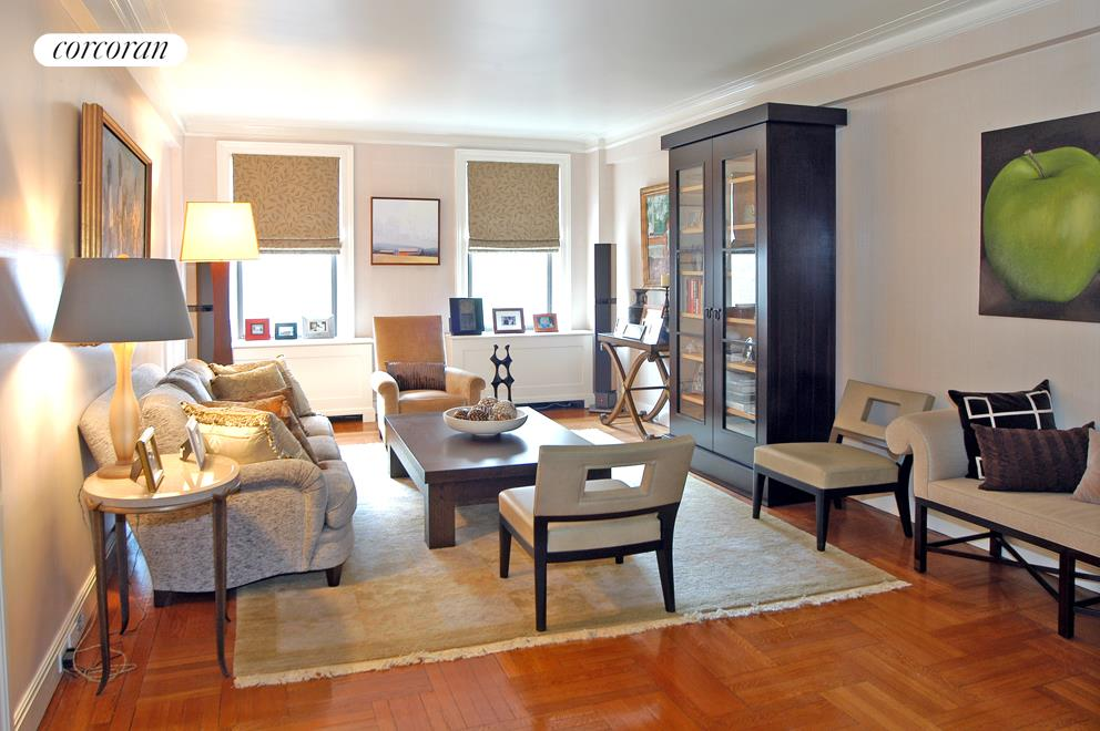 325 West 86th Street, 11C, Living Room