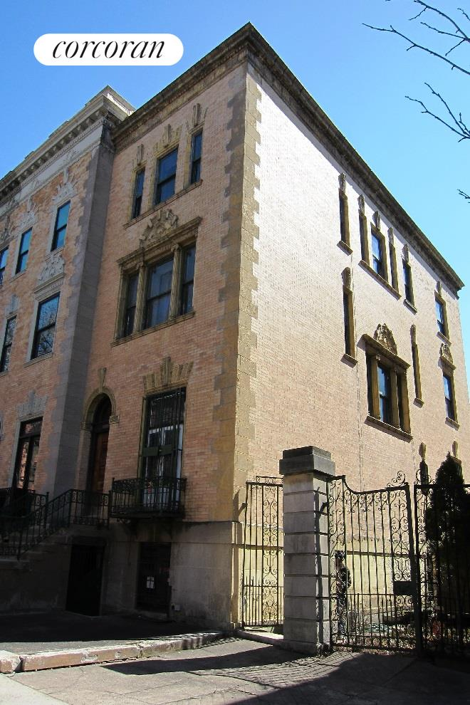 Corcoran 250 west 139th street harlem real estate for Townhouses for sale in harlem