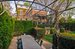 258 Main Street, Private back yard and dining pergola