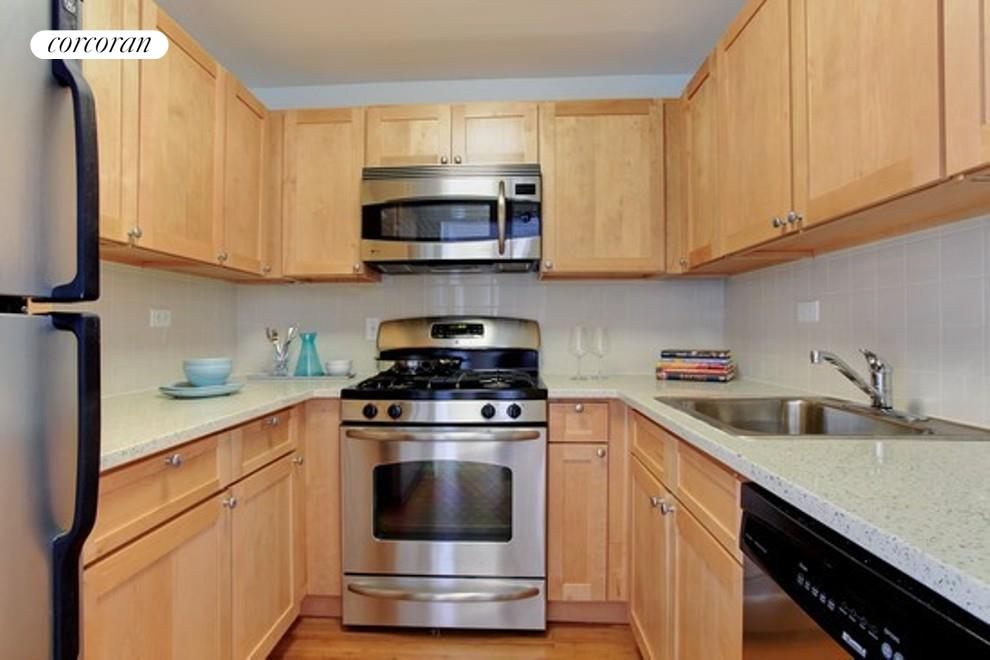 71 Wolcott Street, 203A, Kitchen
