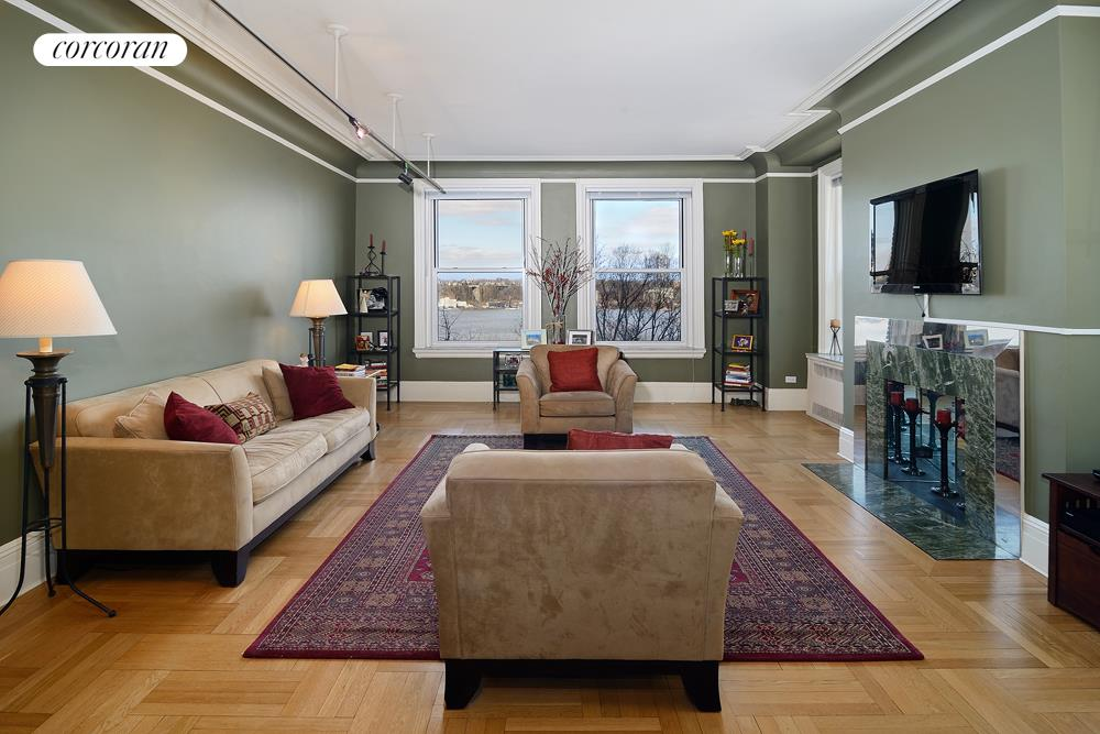 137 Riverside Drive, Apt. 6BC, Upper West Side