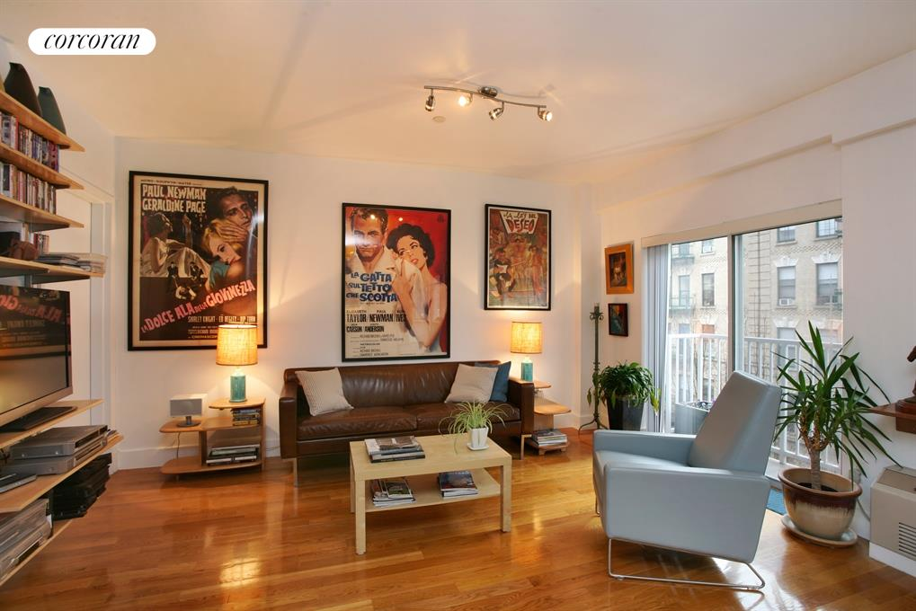 221 West 148th Street, 4A, Living Room