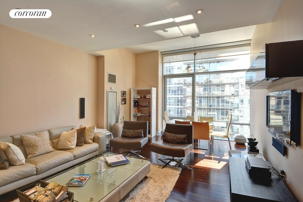 243 West 60th Street, 6D, Living Room