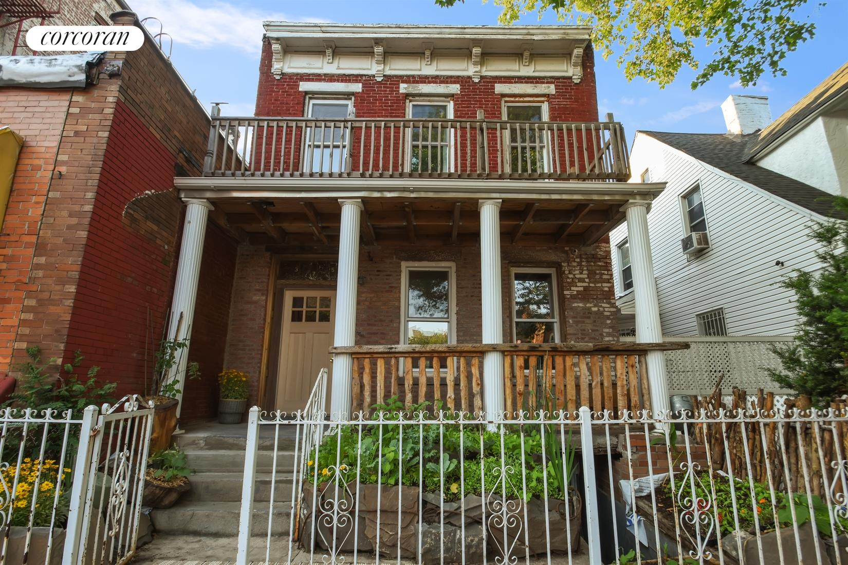 Corcoran, 375 Fenimore Street, Lefferts Gardens Real Estate ...