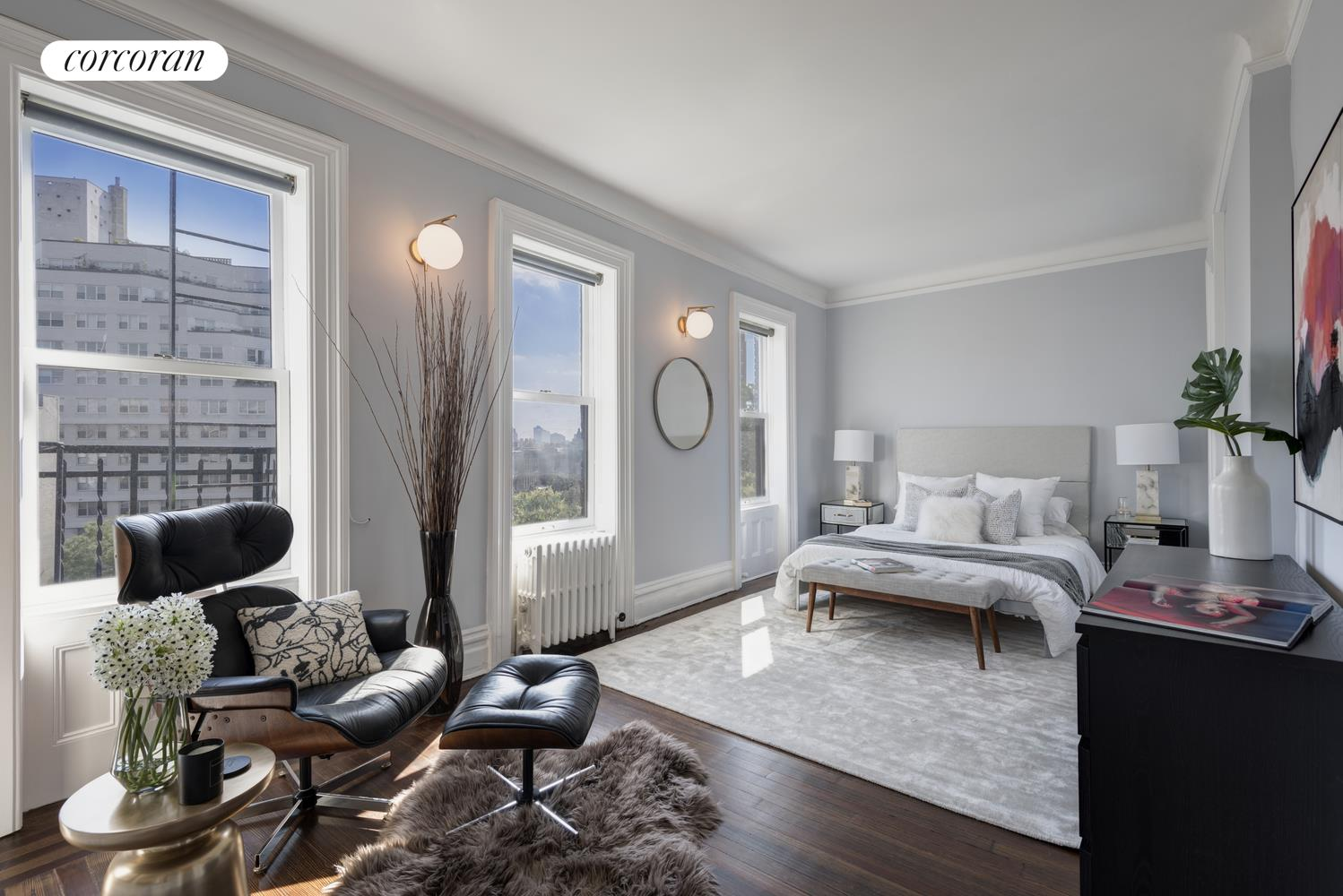 Amazing 126 West 11th Street, 74, View From Living Room Design Ideas