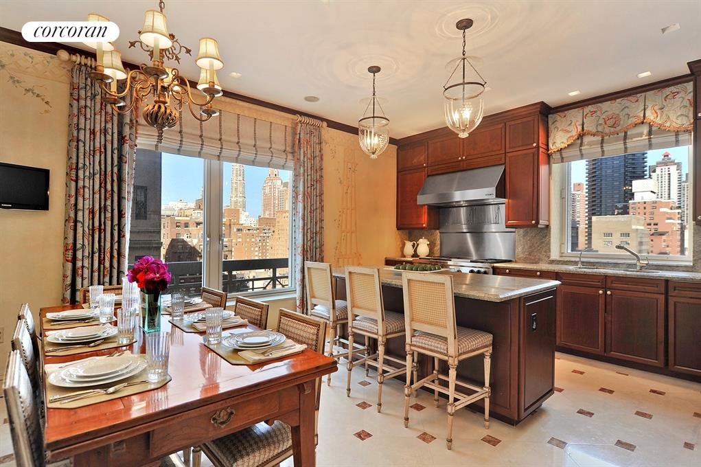 Corcoran 515 Park Avenue Apt 12 Fl Upper East Side