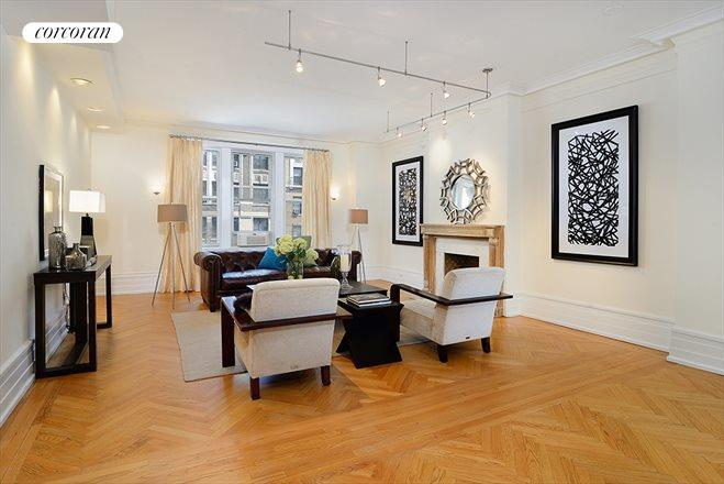 310 West 86th Street, 10A, Living Room
