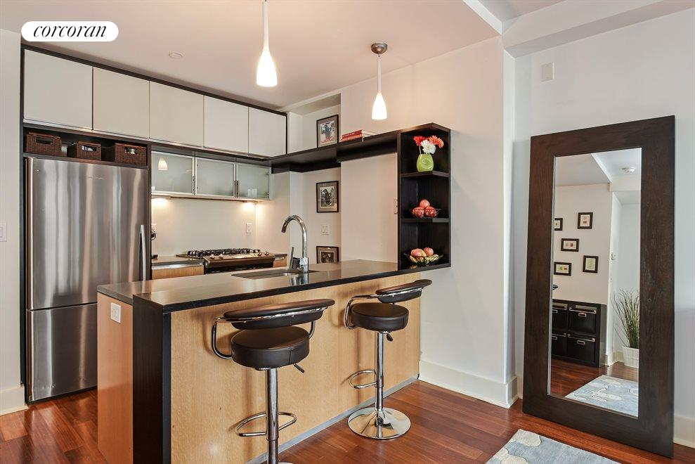 New York City Real Estate | View 149 Huron Street, #1A | Kitchen
