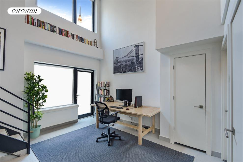 New York City Real Estate | View 149 Huron Street, #1A | Home Office or Rec Room