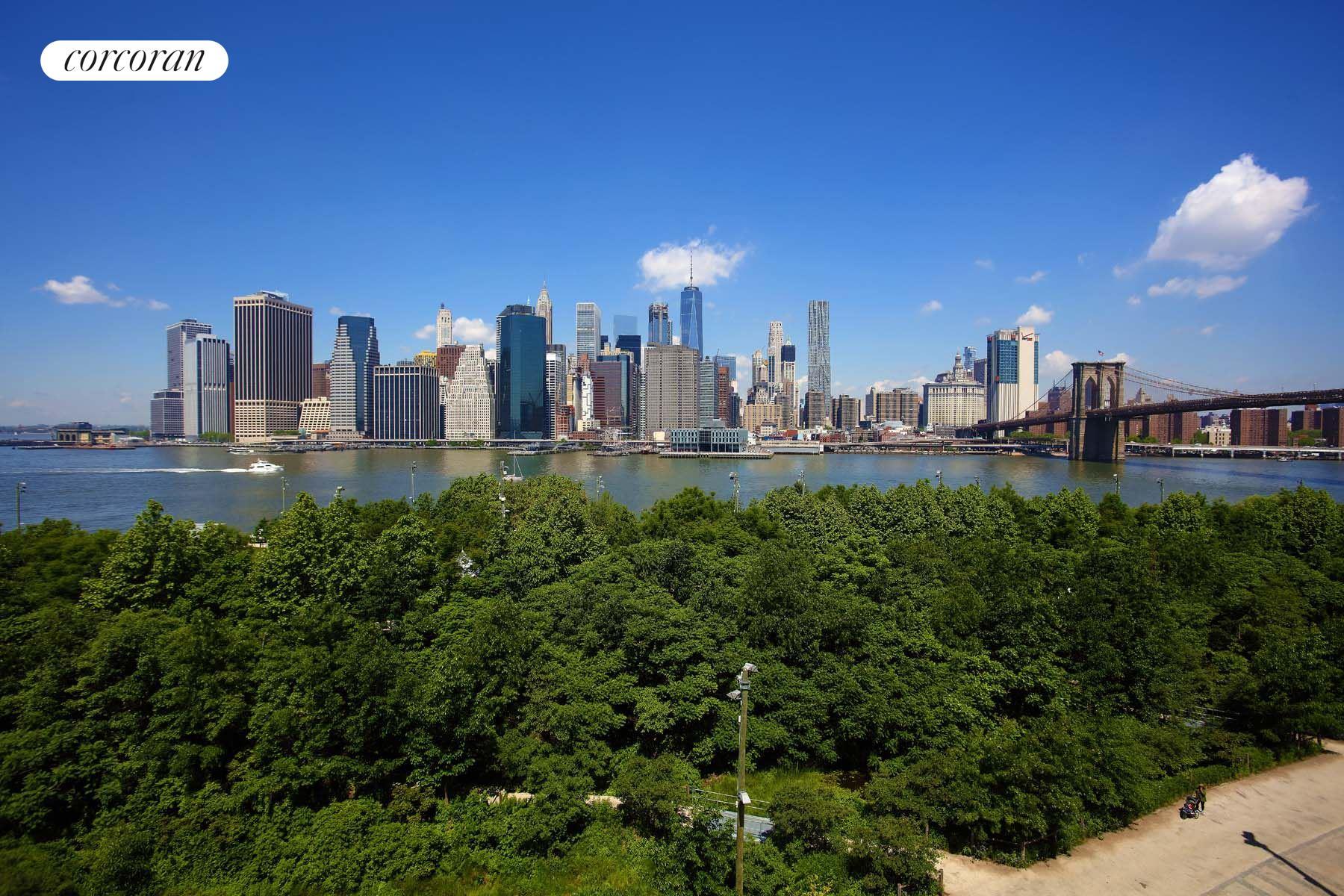 Condominium for Sale at Pierhouse at Brooklyn Bridge Park, 90 Furman Street N-800 90 Furman Street Brooklyn, New York 11201 United States