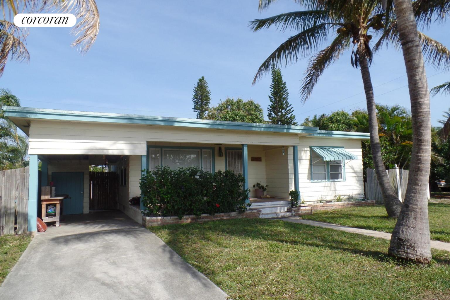 1702 North K Street, Lake Worth