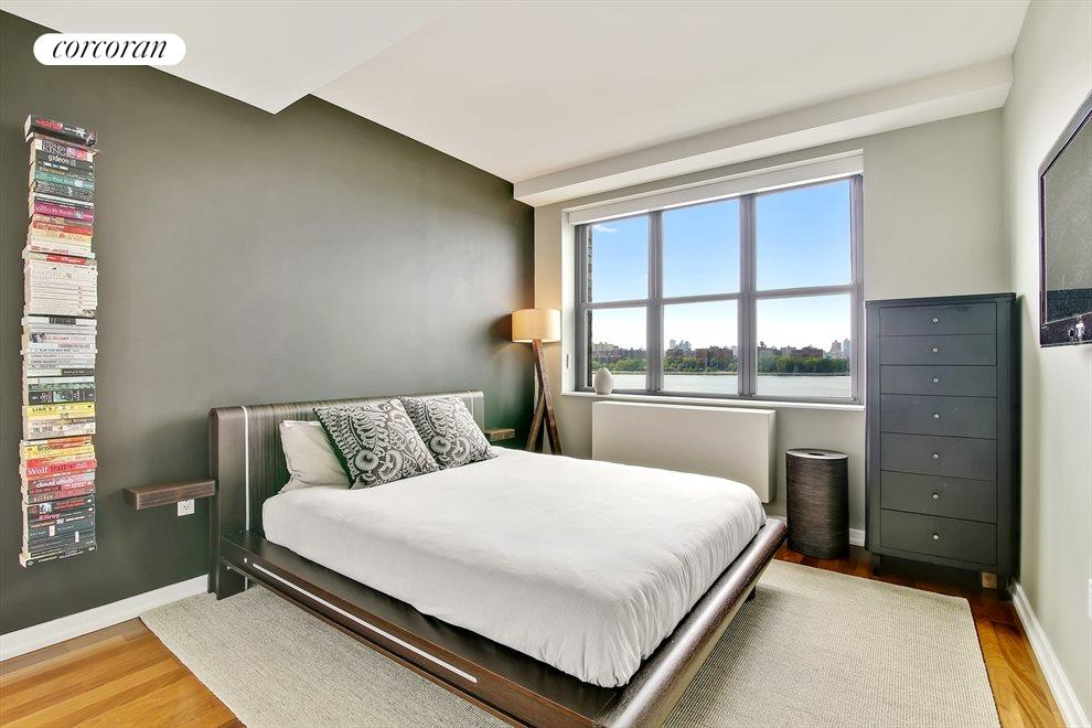 Master Bedroom with Manhattan Views