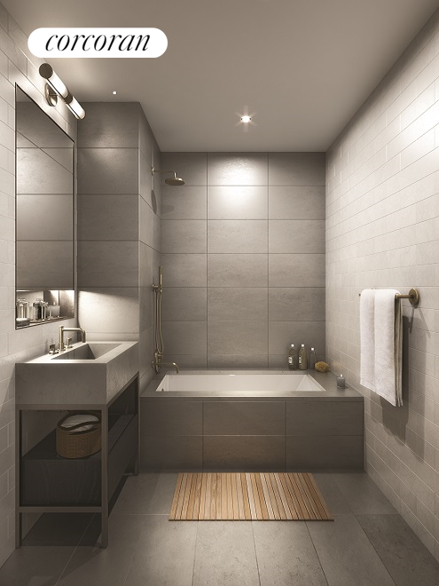 1399 Park Avenue, 6C, Bathroom