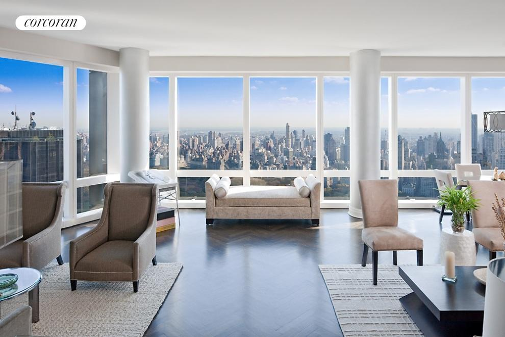 25 Columbus Circle, Apt. 72B, Central Park South