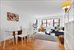 420 East 55th Street, 9A, Living Room