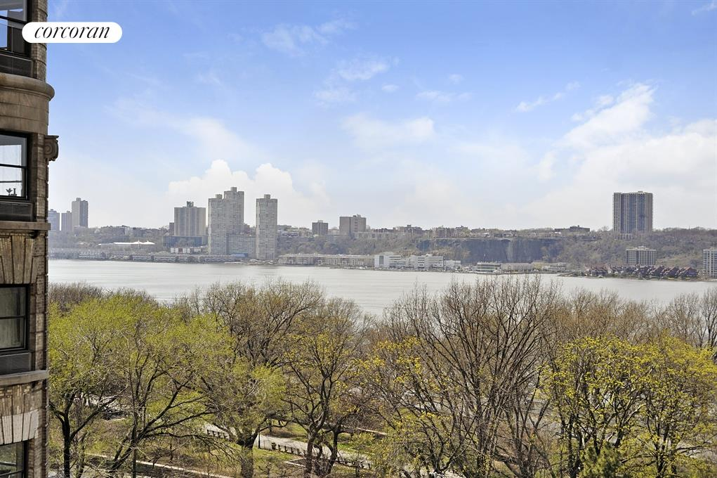 222 Riverside Drive, 8C, View