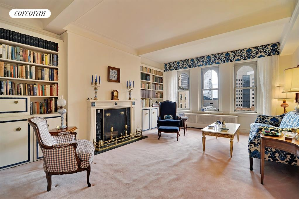 60 East 96th Street, Apt. 15A, Carnegie Hill