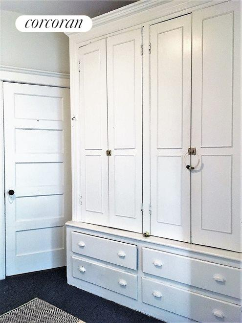 Built-in Closets