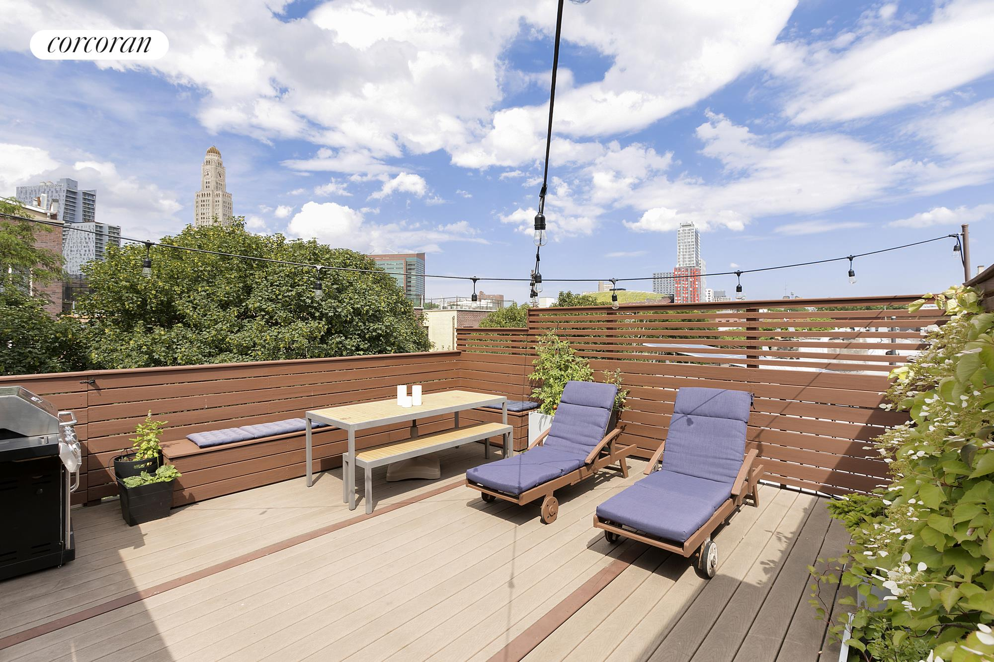 33 Saint Marks Place, 3, Private roof deck with spectacular views