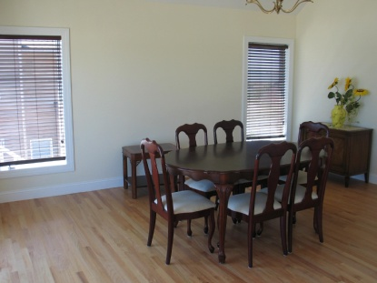 2nd floor dining area